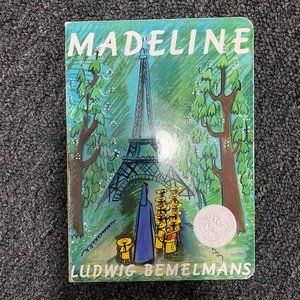 Madeline Board Book